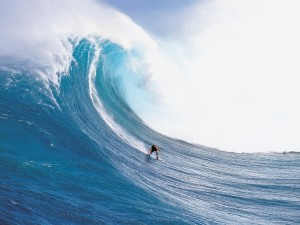 Riding the wave [Random thoughts]