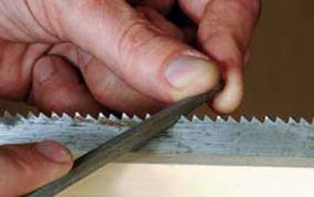 Image result for sharpen a saw