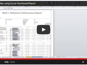 Player and Test Report/Dashboard Screencast