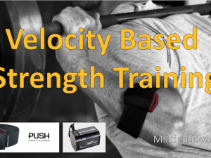 Velocity Based Strength Training Workshop