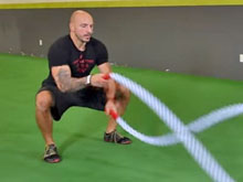 45 Epic Battle Ropes Exercises You Must Try