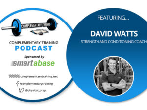 Podcast #3: Interview with David Watts