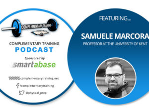 Podcast #8: Interview with Samuele Marcora