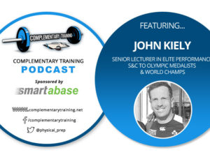 Podcast #9: Interview with John Kiely