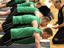 Testing Endurance for Team Sport Athletes