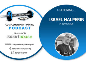 Podcast #11: Interview with Israel Halperin