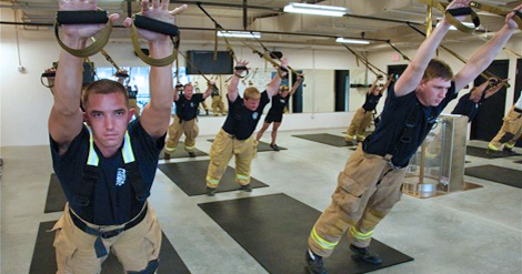 Tactical Conditioning Preparation For Firefighter