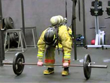 Tactical Conditioning Preparation for Firefighter Challenge