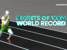 Secrets of 100M World Record – Usain Bolt