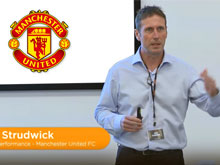 Football Performance Workshop – Tony Strudwick, Manchester United FC