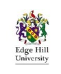 edge hill university - logo