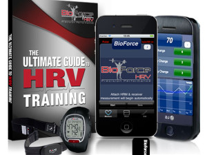 The Ultimate Guide to HRV Training by Joel Jamieson