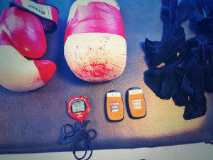 Measuring External Workload in Boxing Using Accelerometers