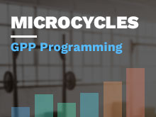 Microcycles Course – Module 6: GPP Programming