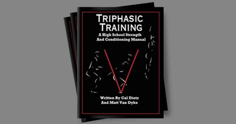 Free triphasic training pdf book by Cal Dietz and Matt Van Dyke
