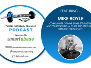 Podcast #4: Interview with Mike Boyle