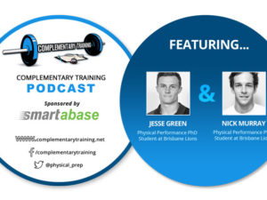 Podcast #5: Interview with Jesse Green and Nick Murray