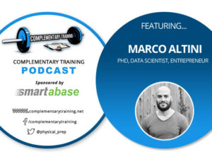 Podcast #6: Interview with Marco Altini