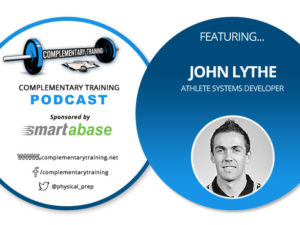 Podcast #7: Interview with John Lythe