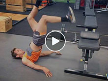 'Catch' Orientated Hamstring Exercises