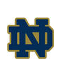 university of notre dame - logo