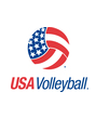 usa volleyball - logo