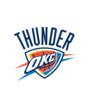 okc thunder - logo