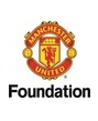 manchester united foundation - logo