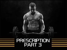 Strength Training Manual: Prescription – Part 3