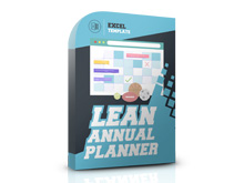 New Product – Lean Annual Planer