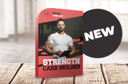 Strength Card Builder v5.0 is Here!