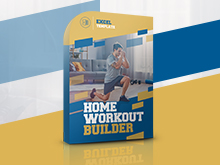 Home Workout Builder – New Free Tool!