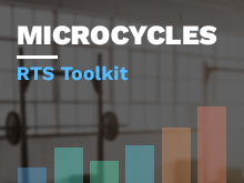 Microcycles Course – RTS Toolkit