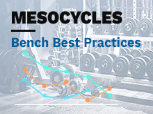 Mesocycles Course – Lesson 10: Bench Best Practices