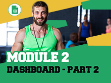 Google Sheets for Sports Science Course – Dashboard Part 2