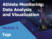 Athlete Monitoring: Data Analysis and Visualization – Tags