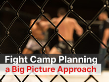 Fight Camp Planning – a Big Picture Approach