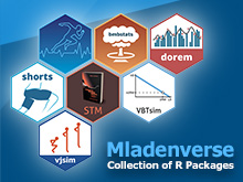 Mladenverse: Collection of R Packages