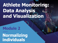 Athlete Monitoring: Data Analysis and Visualization – Normalizing Individuals