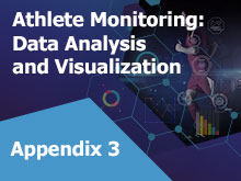 Athlete Monitoring: Data Analysis and Visualization – Calendar Heatmap